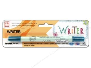 Zig Writer Pen Teal