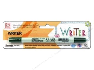Zig Writer Pen Pure Green