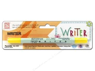 Zig Writer Pen Pure Yellow