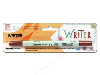 Zig Writer Pen Pure Brown