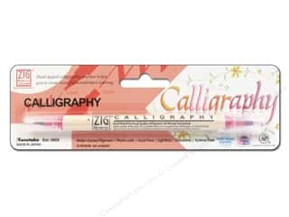 Zig Pens: Zig Calligraphy Pen Package Pure Pink