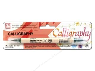 Zig: Zig Calligraphy Pen Package Pure Green