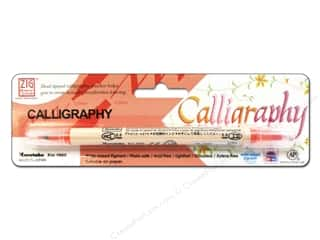 Zig: Zig Calligraphy Pen Package Pure Orange