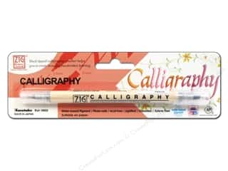 Zig Pens: Zig Calligraphy Pen Package Platinum
