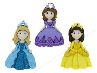 Sewing & Quilting Children: Jesse James Dress It Up Embellishments Pretty Princesses