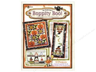 Halloween Books & Patterns: The Wooden Bear Boppity Boo! Book
