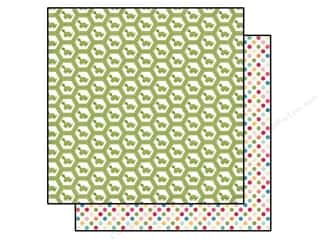 Echo Park Paper 12x12 Fine&Dandy Turtles (25 piece)