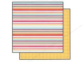 Echo Park Paper 12x12 Fine&Dandy Dandy Stripes (25 piece)