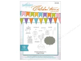 Rubber Stamping Party & Celebrations: Spellbinders Stamp Celebra'tion # Sweet