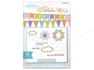 Mother's Day $5 - $7: Spellbinders Stamp & Die Celebra'tions Sunny Days