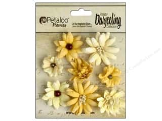 Petaloo Darjeeling Mini Mix Teastain Yellow