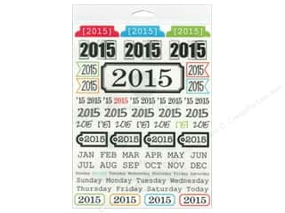SRM Press Sticker Year of Memories 2015