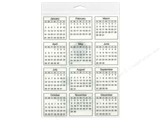 SRM Press Sticker Calendar Mini 2015 Standard