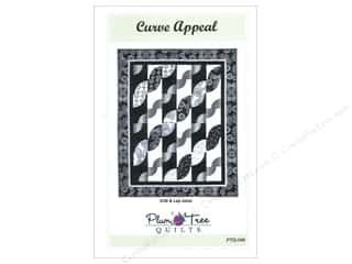 Purple: Plum Tree Quilts Curve Appeal Pattern