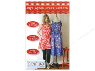 Hemma Design: Anya Apron Dress Pattern
