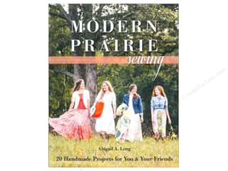Modern Prairie Sewing Book