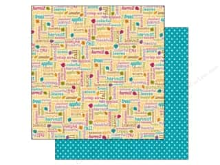 Papers Printed Cardstock: Doodlebug Paper 12 x 12 in. Friendly Forest Fun With Fall (25 pieces)
