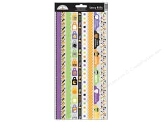 Doodlebug Ghouls & Goodies Stickers Fancy Frills (12 sheet)