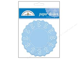 Holiday Sale: Doodlebug Embellishment Doilies Blue Jean