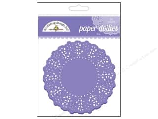 Sale Cooking/Kitchen: Doodlebug Embellishment Doilies Lilac