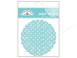 Holiday Sale: Doodlebug Embellishment Doilies Polka Dot Swimming Pool