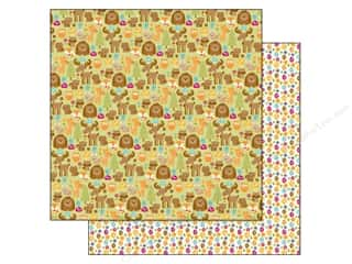 Doodlebug Outdoors: Doodlebug Paper 12 x 12 in. Happy Camper Campground Critters (25 pieces)