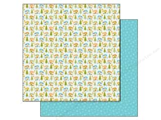 Doodlebug: Doodlebug Paper 12 x 12 in. Happy Camper Happy Camper (25 pieces)