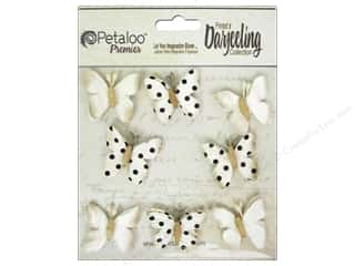 Petaloo Darjeeling Mini Butterfly Teastain Cream