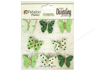 Petaloo Darjeeling Mini Butterfly Teastain Green