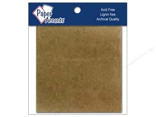 "Envelopes Brown: Paper Accents Envelopes 2.25""x 2.25"" Brown Bag 15pc"
