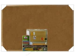 Bulletin Boards The Board Dudes Dry Erase Boards: The Board Dudes Cork Bulletin Boards 23 x 35 in. Wood Frame