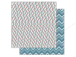 Carta Bella 12 x 12 in. Paper All Bundled Multi Dots (25 piece)
