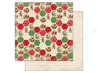 Carta Bella 12 x 12 in. Paper Home For The Holidays (25 piece)