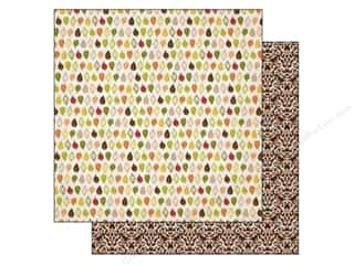 Autumn Leaves Scrapbooking & Paper Crafts: Carta Bella 12 x 12 in. Paper Perfect Autumn Crisp Days (25 pieces)
