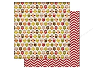 Carta Bella 12 x 12 in. Paper Perfect Autumn Owls (25 piece)