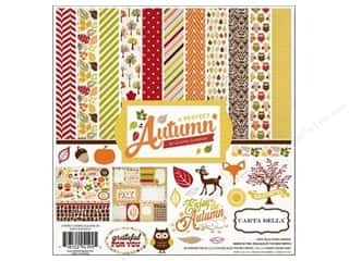 Carta Bella Collection Kit 12 x 12 in. Perfect Autumn