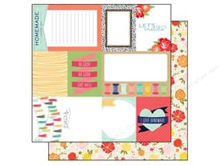 Echo Park 12 x 12 in. Paper Handmade Journaling (15 piece)