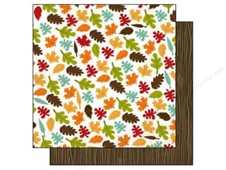 Echo Park 12 x 12 in. Paper I Heart Fall Leaves (15 piece)