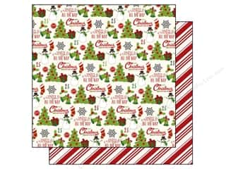 Echo Park 12 x 12 in. Paper Jingle All The Way Icons (15 piece)