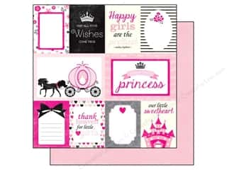 Echo Park 12 x 12 in. Paper Princess Journaling (15 piece)