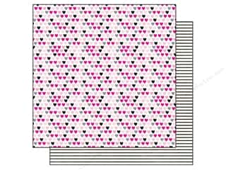Echo Park 12 x 12 in. Princess Hearts (15 piece)