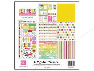 Echo Park 12 x 12 in. Best Friends Forever Kit