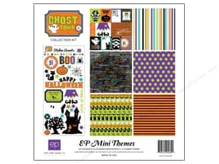 Dads & Grads Stickers: Echo Park Collection Kit 12x12 Ghost Town