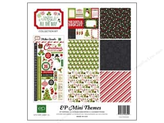 Echo Park 12 x 12 in. Jingle All The Way Collection Kit