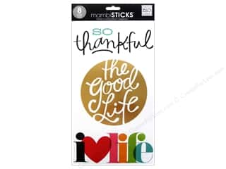 MAMBI Sticker Big Words So Thankful