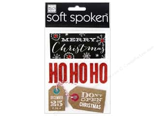 MAMBI Sticker Soft Spoken Don't Open HoHoHo