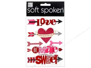 MAMBI Sticker Soft Spoken Be Mine-Sweet Arrow