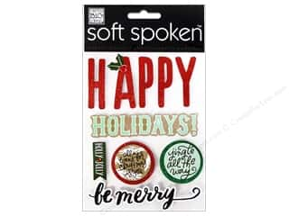 MAMBI Sticker Soft Spoken Jingle All The Way