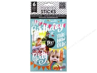 MAMBI Sticker Birthday