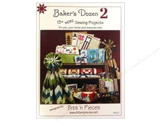Bits 'n Pieces Quilting Patterns: Bits 'n Pieces Baker's Dozen 2 Book by Julia H. Hale